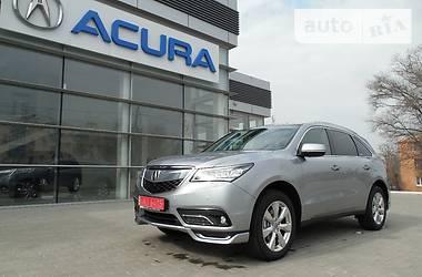 Acura MDX ADVANCE 2016