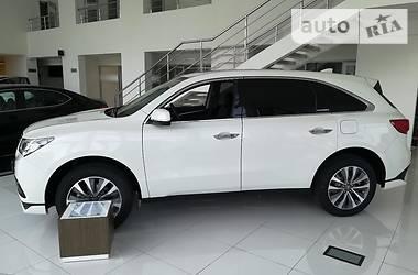 Acura MDX TECHNO 2016