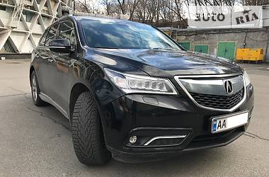 Acura MDX Advance + 2015