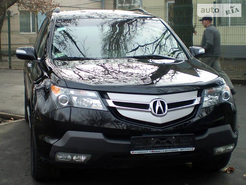 Acura MDX 2009 года
