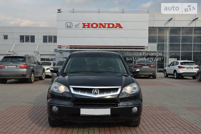 Acura RDX 2008 года