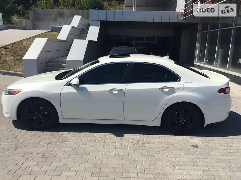 Acura TSX 2009 года