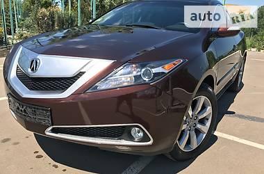 Acura ZDX Premium 2011