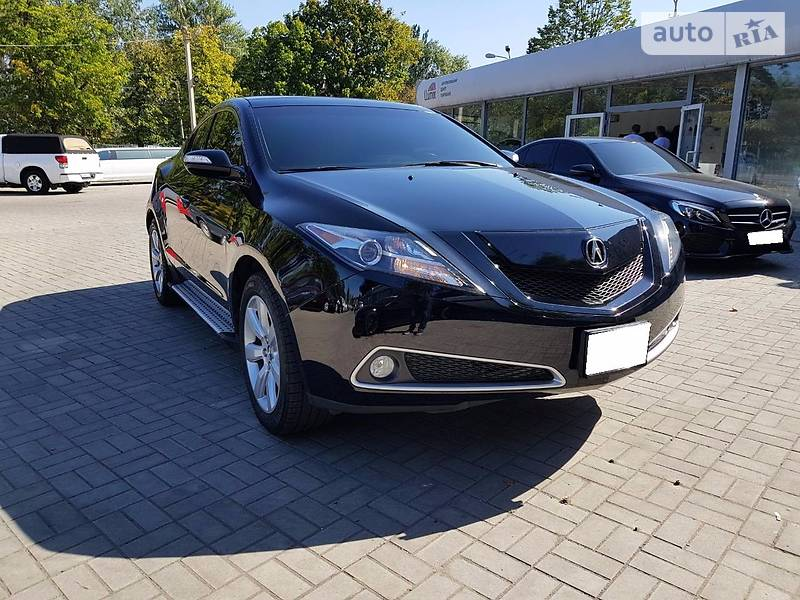 Acura ZDX 2010 года