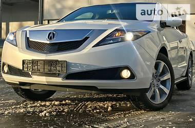 Acura ZDX 3.7i Advanced 2011
