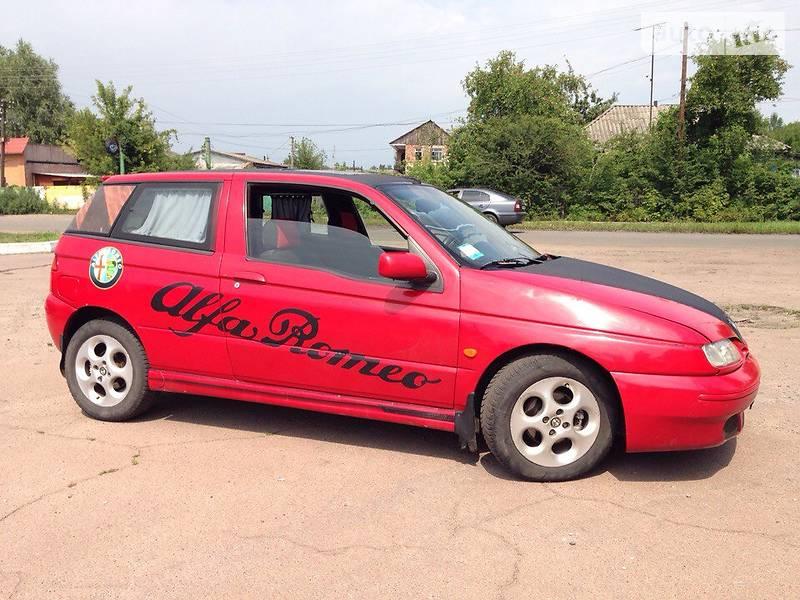 Alfa Romeo 145 1995 года