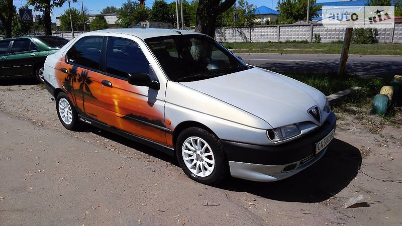 Alfa Romeo 146 1997 года