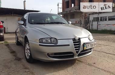 Alfa Romeo 147 2.0 ts 2001