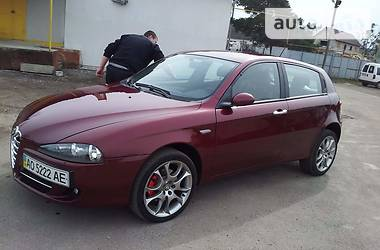 Alfa Romeo 147 2.0t.s  2008