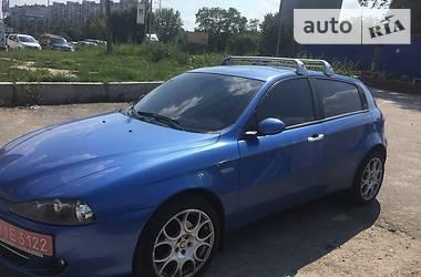 Alfa Romeo 147 2.0 ts 2007