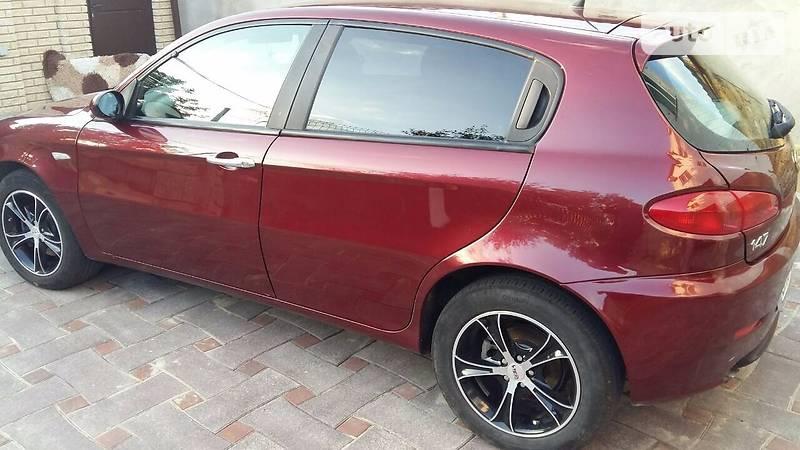 Alfa Romeo 147 2008 года