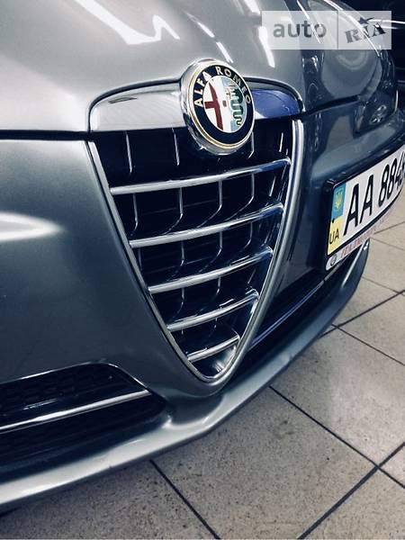 Alfa Romeo 147 2007 року