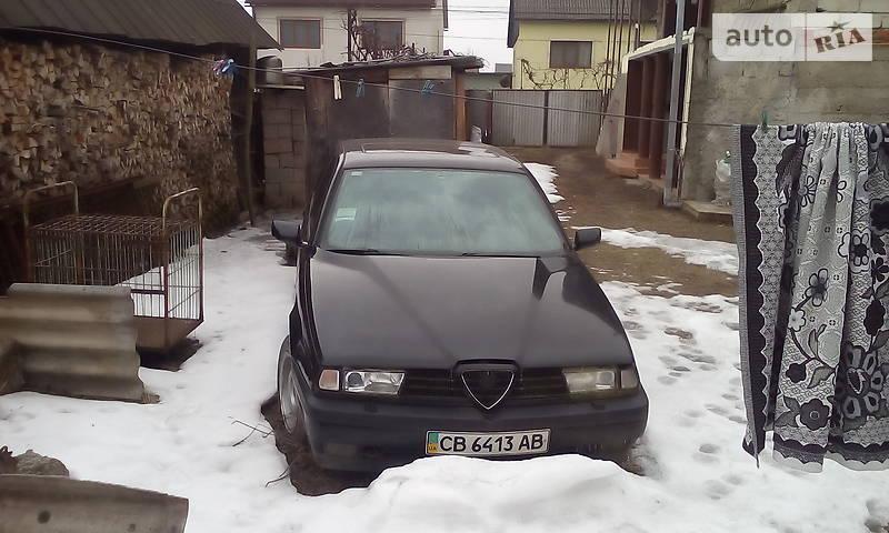 Alfa Romeo 155 1995 года
