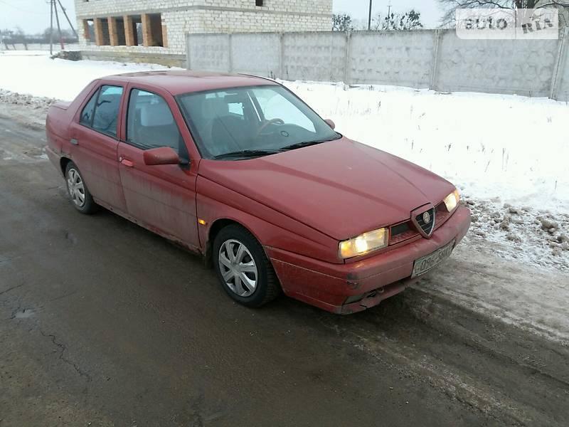 Alfa Romeo 155 1994 года