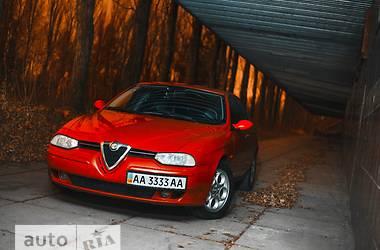 Alfa Romeo 156 JTS 2003