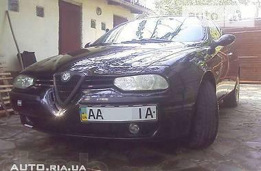 Alfa Romeo 156 TS 2002