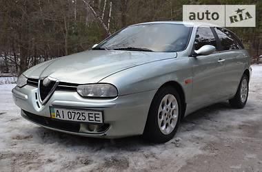 Alfa Romeo 156 1.9 jtd Sportwagon 2000