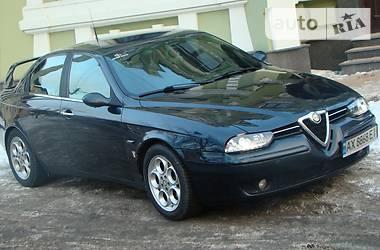 Alfa Romeo 156 JTD 2001