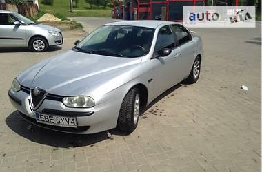Alfa Romeo 156 Twin Spark 1997