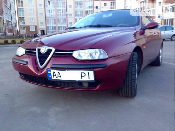 Alfa Romeo 156 1998 року