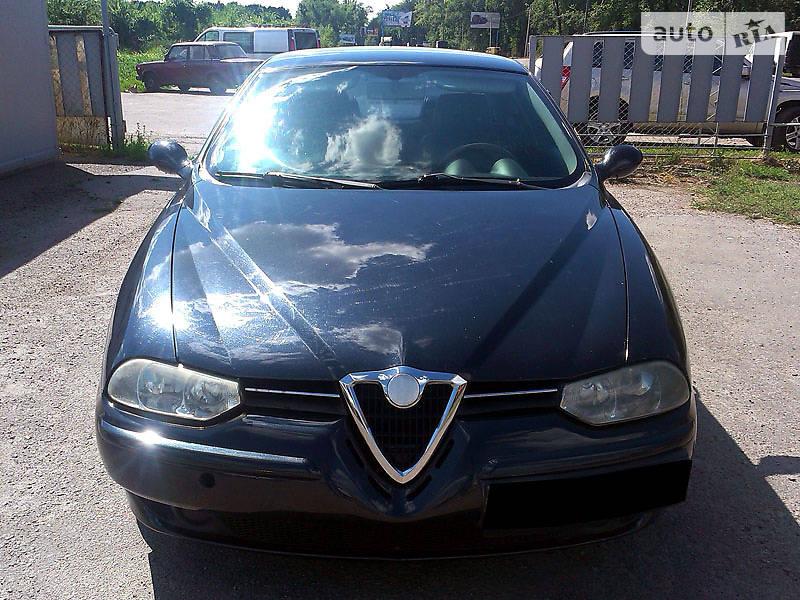 Alfa Romeo 156 1999 года