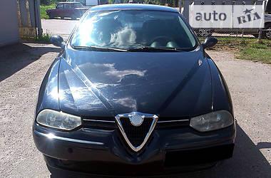 Alfa Romeo 156 1.8 МТ 1999