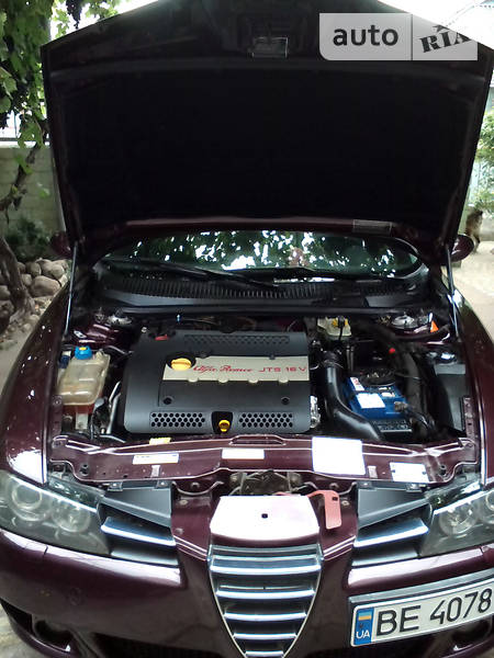 Alfa Romeo 156 2004 року