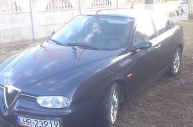 Alfa Romeo 156 . 2003