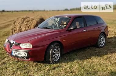Alfa Romeo 156 sportwagon 2000