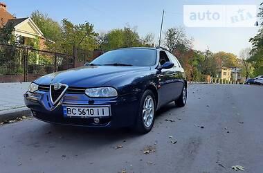 Alfa Romeo 156 Sportwagon 2.0 jts 2002