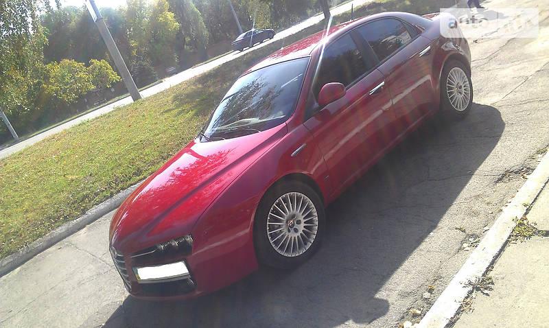 Alfa Romeo 159 2008 года
