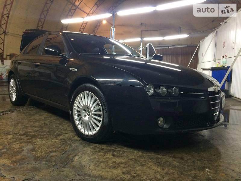 Alfa Romeo 159 2009 года