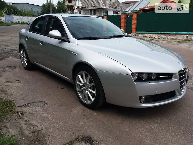 Alfa Romeo 159 2007 року