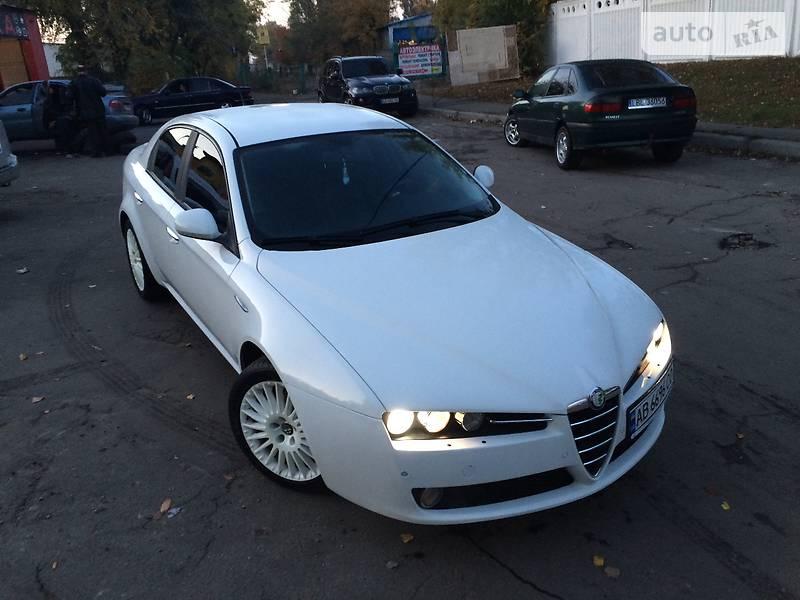 Alfa Romeo 159 2010 року