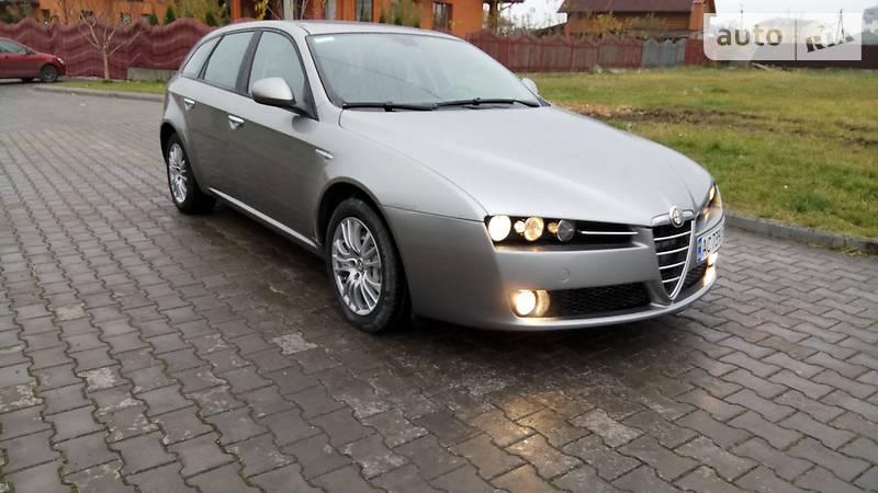 Alfa Romeo 159 2010 года