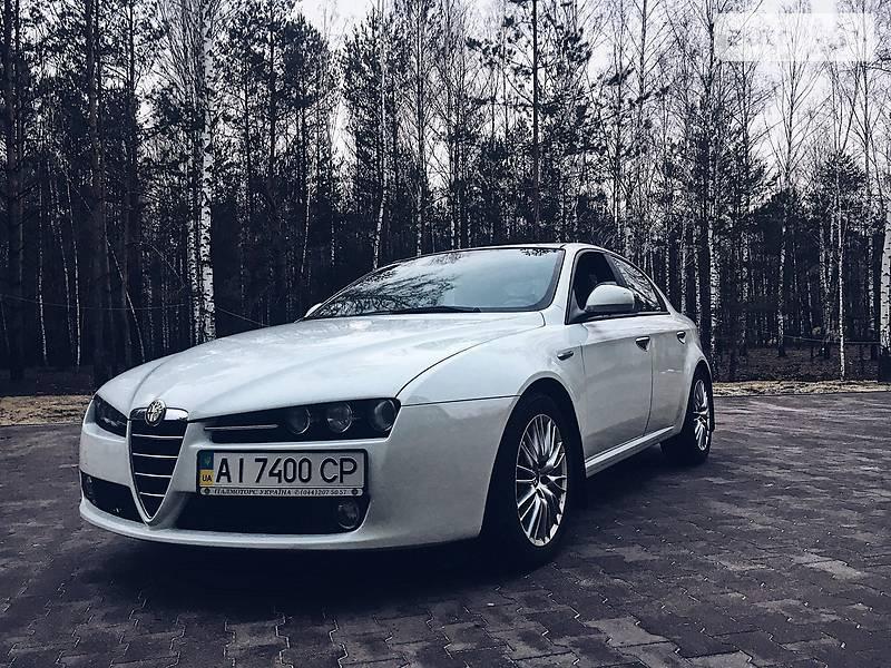 Alfa Romeo 159 2011 року