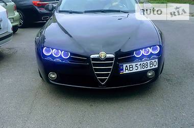 Alfa Romeo 159 159 jts twin spark 2008