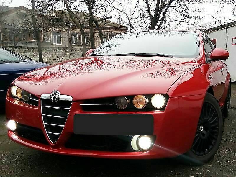 Alfa Romeo 159 2008 року