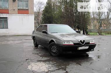 Alfa Romeo 164 3v6 1989
