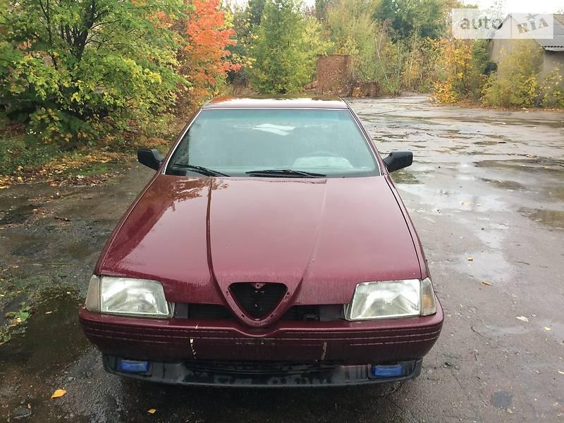 Alfa Romeo 164 1993 року