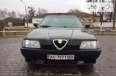 Alfa Romeo 164  1990