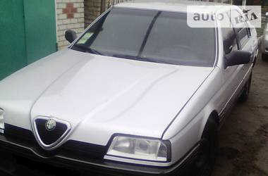 Alfa Romeo 164 tvin-spark 1995