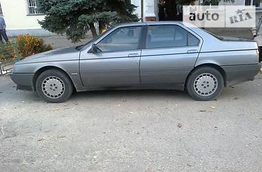Alfa Romeo 164 2.5TD 1991