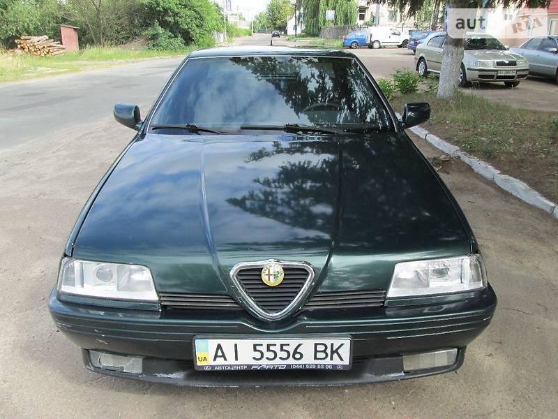 Alfa Romeo 164 1989 года