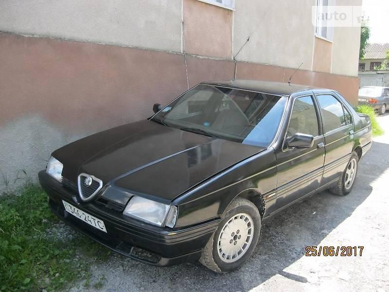Alfa Romeo 164 1993 года