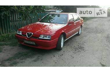 Alfa Romeo 164 2.0T.S 1989
