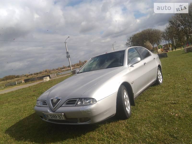 Alfa Romeo 164 2000 року