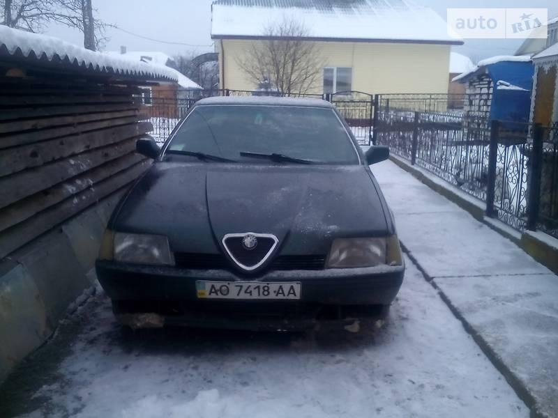 Alfa Romeo 164 1990 року