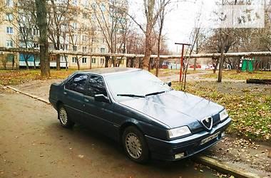 Alfa Romeo 164 Busso 3.0 V6 12v 1989