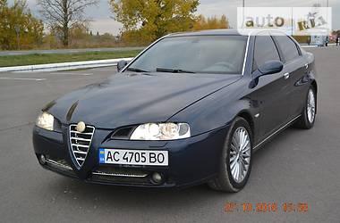 Alfa Romeo 166  2004